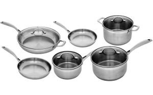 Swiss-Diamond-Stainless-Steel-10-Piece-Cookwar-Set