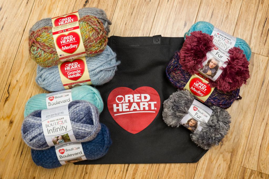 Wonderful-Red-Heart-Yarn-Medley