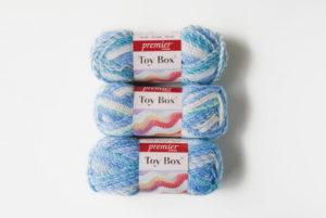 Toy Box Baby Yarn Bundle