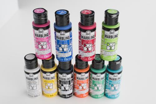 Folkart Marbling Paint Giveaway The Giveaway Gazette